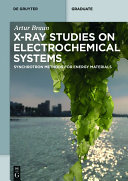 Book on Synchrotron methods on electrochemical systems